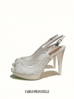 Wedding, evening shoes Carlo Pignatelli (арт.30Z6529B)