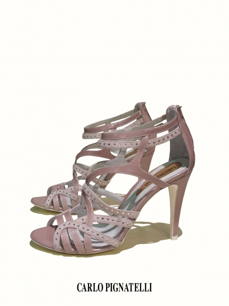 Wedding, evening shoes Carlo Pignatelli (art.28Z6758S)