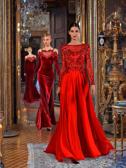 Evening dress Faust 469