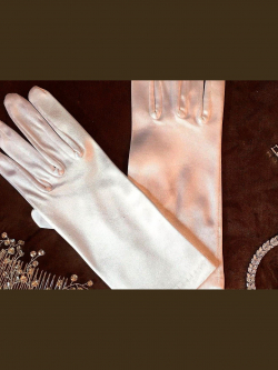 Wedding short gloves 4