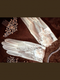 Wedding gloves 025/1