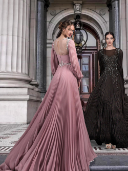 Evening dress Faust couture 1232