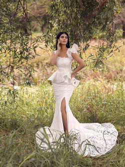 Wedding dress 628W