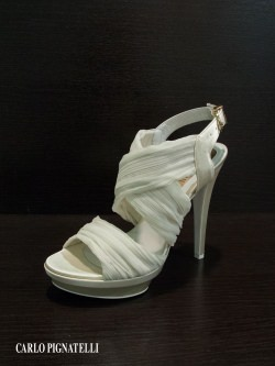 Wedding shoes Carlo Pignatelli (art.28Z6750)