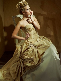 Wedding dress Matrimonia (art.501)