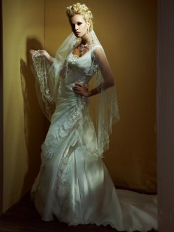Wedding dress Ysa makino 77566(504)