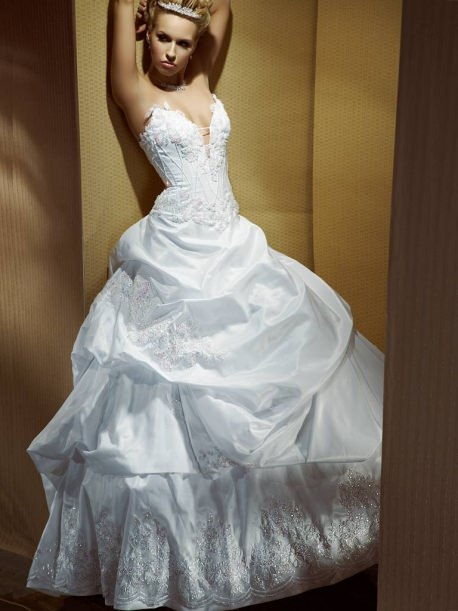 Wedding dress (art.2sf-6814(505))