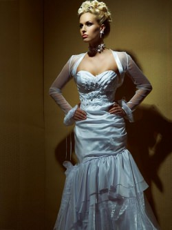 Wedding dress (art.0245(507))