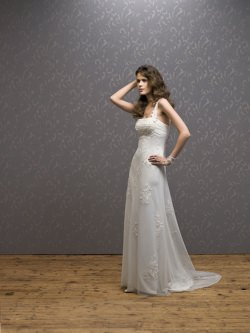 Wedding dress Pronuptia (art.PlumetiParadis)