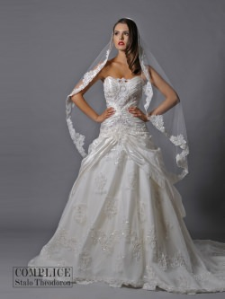 Wedding dress Complice Stalo Theodorou (art.10230)