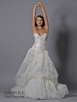 Wedding dress Complice Stalo Theodorou (art.10130)