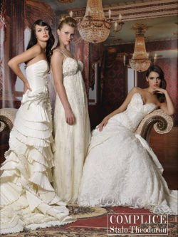 Wedding dress Complice Stalo Theodorou (art.10090)