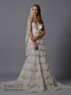 Wedding dress Complice Stalo Theodorou (art.10060)