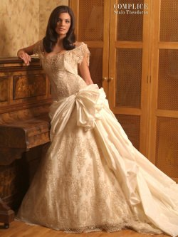 Wedding dress Complice Stalo Theodorou (art.26040)