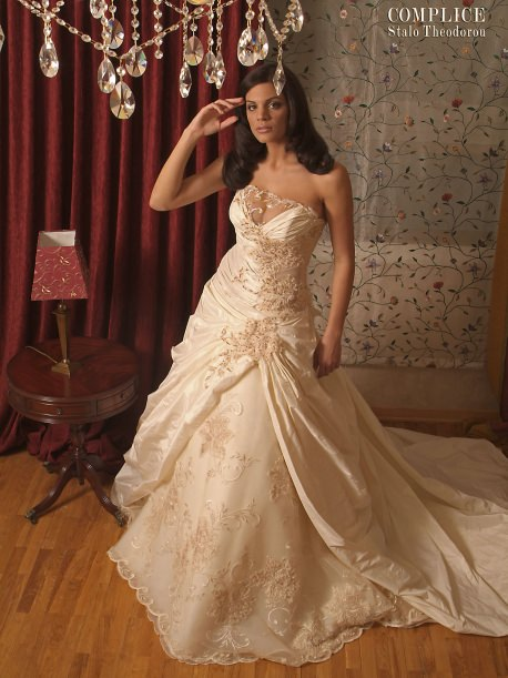 Wedding dress Complice Stalo Theodorou (art.26010)