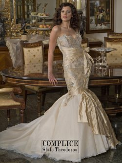 Wedding dress Complice Stalo Theodorou (art.27090)