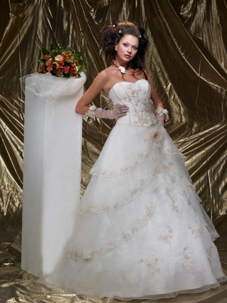 Wedding dress (art.Andorre)